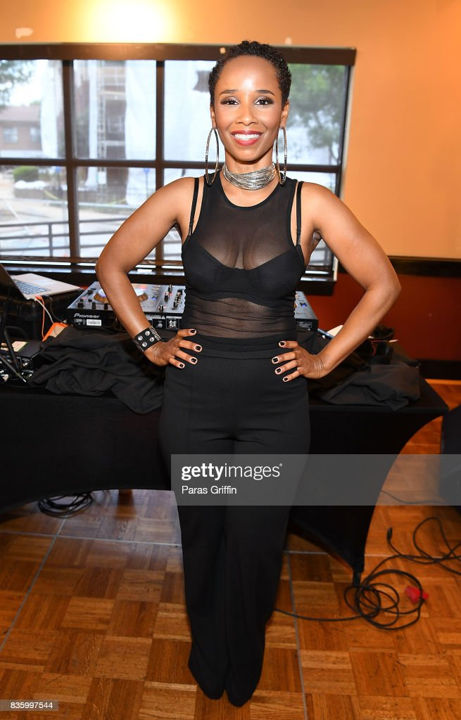 Recording artist Vivian Green at Upscale Magazine's Brunch Style featuring Vivian Green on August 20, 2017 in Atlanta, Georgia.