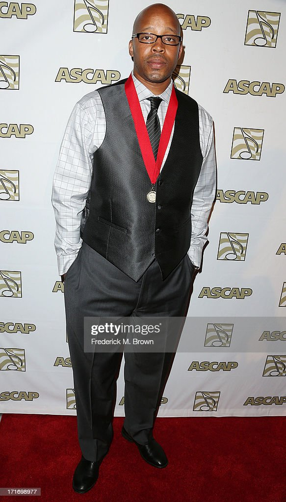 Recording artist Warren G attends The American Society of Composers, Authors and Publishers (ASCAP) 26th Annual Rhythm & Soul Music Awards at The Beverly Hilton Hotel on June 27, 2013 in Beverly Hills, California.