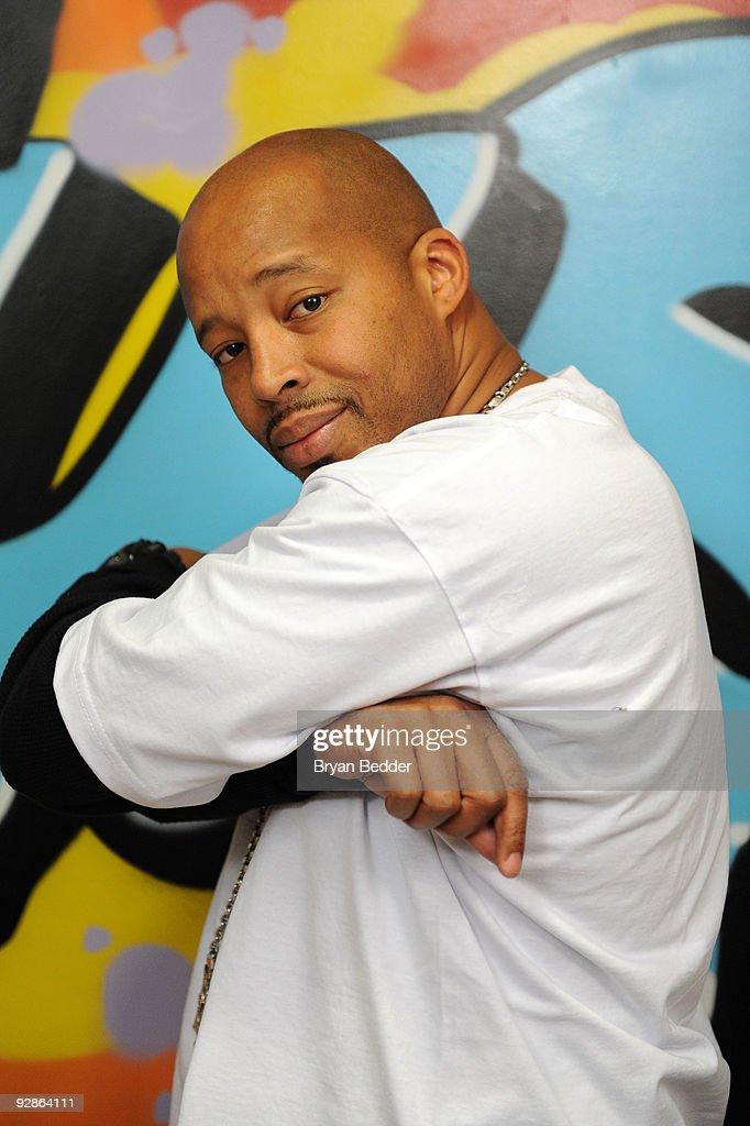 """Warren G Visits fuse TV's """"Hip Hop Shop"""""""