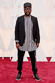 Recording artist Will i Am attends the 87th Annual Academy Awards at Hollywood Highland Center on February 22 2015 in Hollywood California