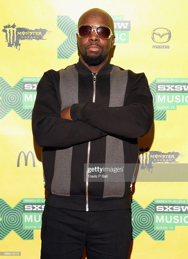 Recording artist Wyclef Jean attends 'SXSW Interview: Wyclef Jean' during the 2015 SXSW Music, Film + Interactive Festival at Austin Convention Center on March 19, 2015 in Austin, Texas.