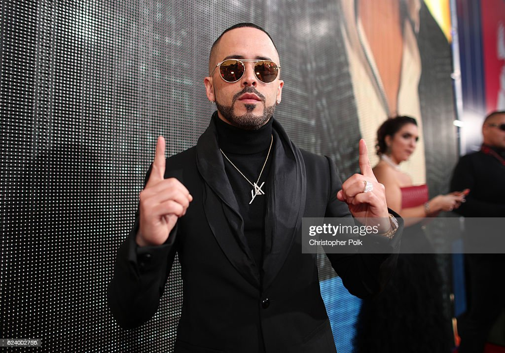 Recording artist Yandel attends The 17th Annual Latin Grammy Awards at T-Mobile Arena on November 17, 2016 in Las Vegas, Nevada.