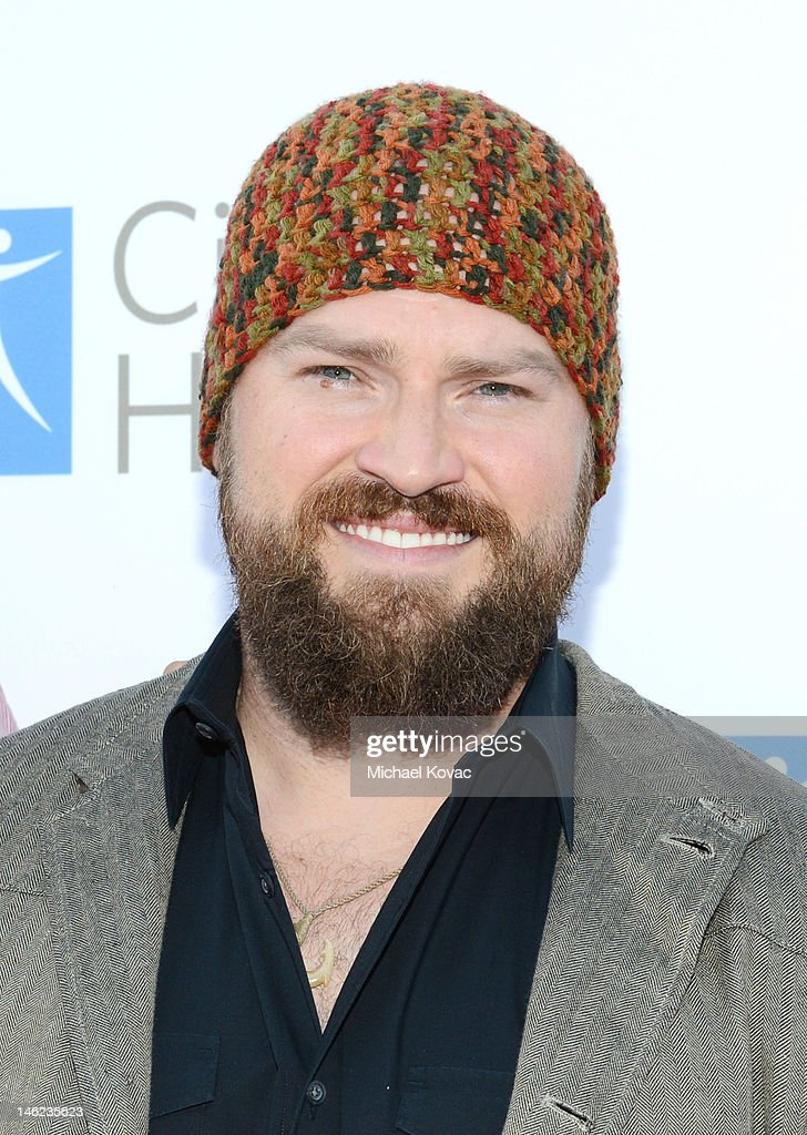 Recording artist Zac Brown arrives at City Of Hope Honors Clear Channel CEO Bob Pittman With Spirit Of Life Award - Red Carpet at The Geffen Contemporary at MOCA on June 12, 2012 in Los Angeles, California.