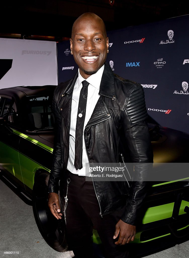 "Premiere Of Universal Pictures' ""Furious 7"" - Red Carpet"
