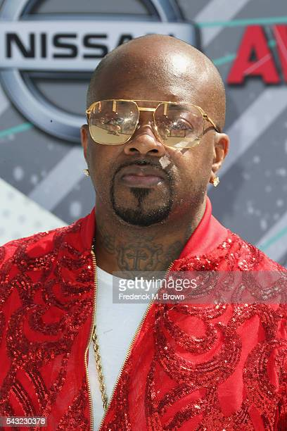 Recording artist/businessman Jermaine Dupri attends the 2016 BET Awards at the Microsoft Theater on June 26 2016 in Los Angeles California