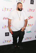 Recording artist/producer DJ Khaled attends EpicFest 2016 hosted by LA Reid and Epic Records at Sony Studios on June 25 2016 in Los Angeles California
