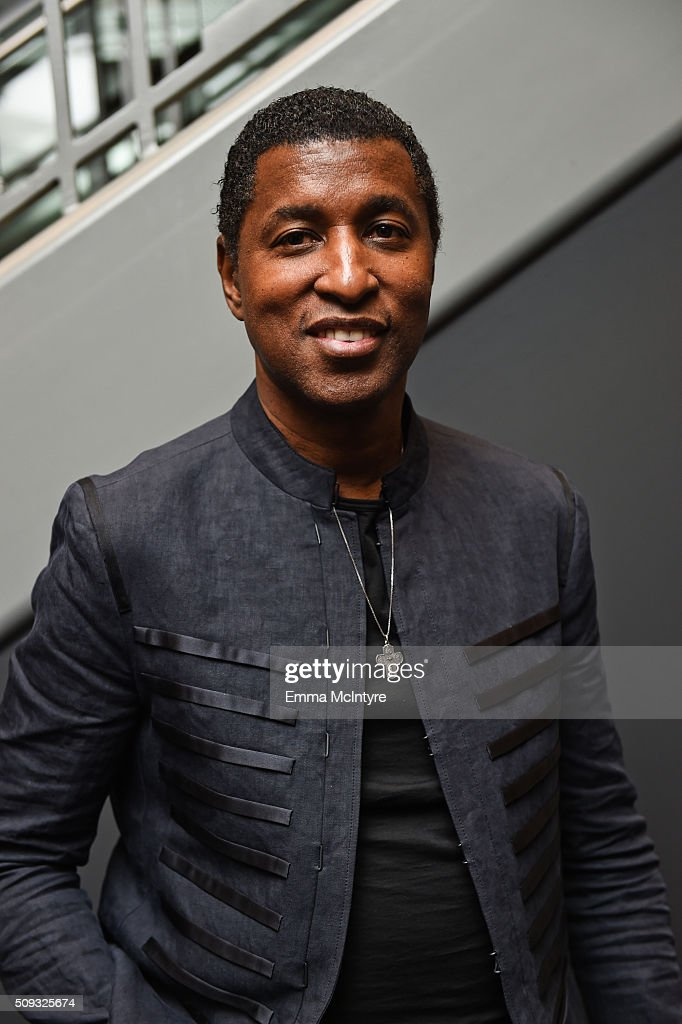 Recording artist/producer Kenneth '<a gi-track='captionPersonalityLinkClicked' href=/galleries/search?phrase=Babyface&family=editorial&specificpeople=227435 ng-click='$event.stopPropagation()'>Babyface</a>' Edmonds attends Icons of the Music Industry at The GRAMMY Museum on February 9, 2016 in Los Angeles, California.