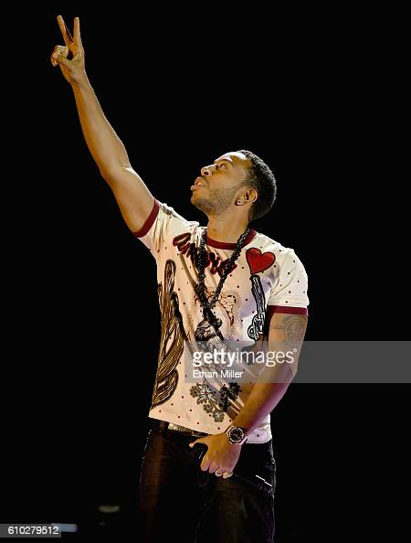 Recording artist Ludacris performs onstage at the 2016 iHeartRadio Music Festival at TMobile Arena on September 24 2016 in Las Vegas Nevada