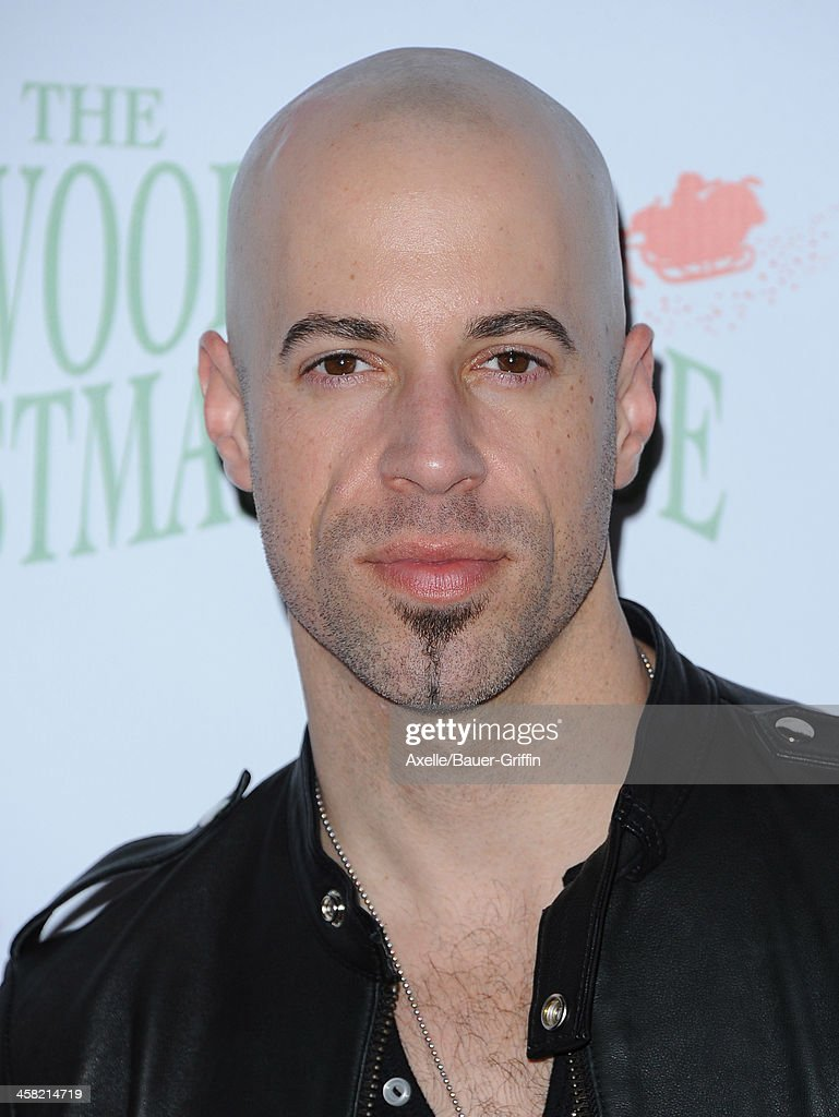 Recording artists <a gi-track='captionPersonalityLinkClicked' href=/galleries/search?phrase=Chris+Daughtry&family=editorial&specificpeople=614842 ng-click='$event.stopPropagation()'>Chris Daughtry</a> attends The Hollywood Christmas Parade Benefiting Toys For Tots Foundation on December 1, 2013 in Hollywood, California.