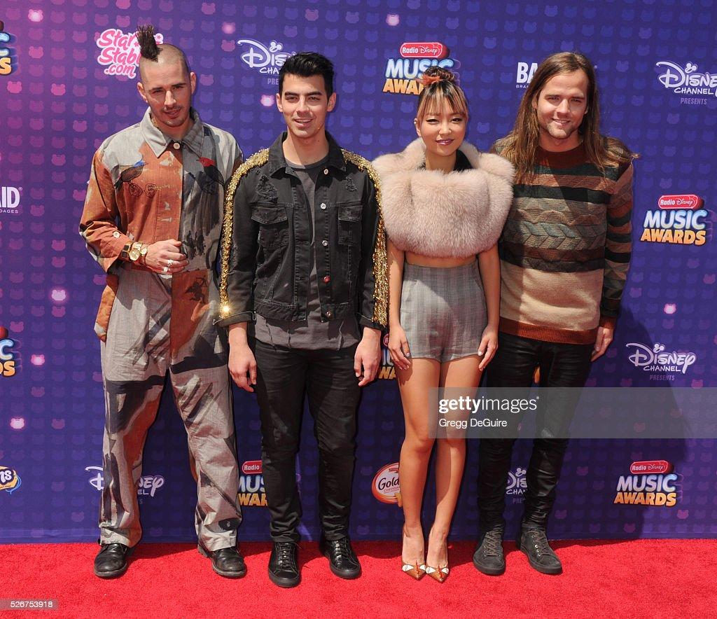 2016 Radio Disney Music Awards - Arrivals
