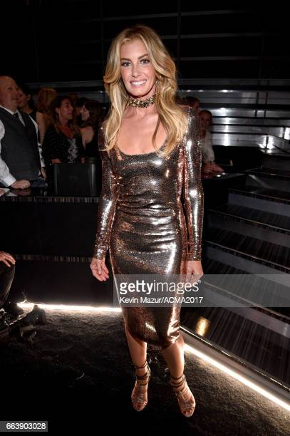 Recording artists Faith Hill attends the 52nd Academy Of Country Music Awards at TMobile Arena on April 2 2017 in Las Vegas Nevada