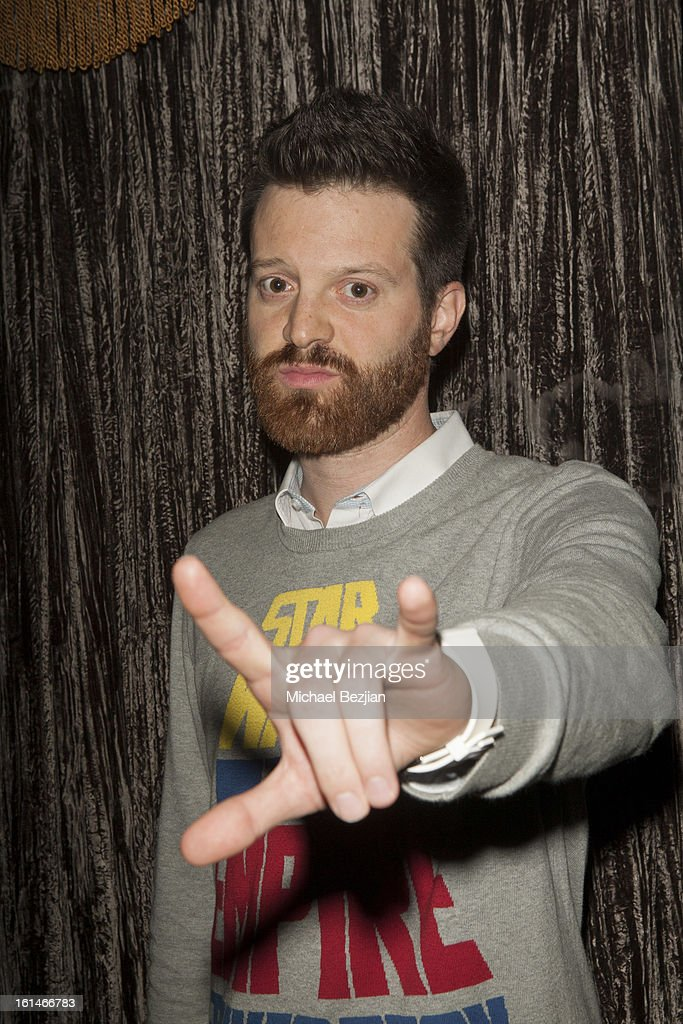 Recording Artists Mayer Hawthorne attends Republic Records Post Grammy Party at The Emerson Theatre on February 10, 2013 in Hollywood, California.