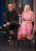 "Moby And Julie Mintz Visit NBC Los Angeles' ""California..."