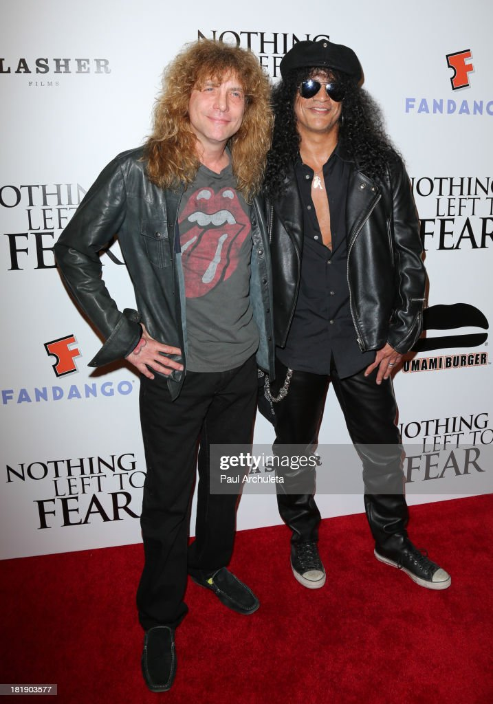 """Nothing Left To Fear"" - Los Angeles Premiere"