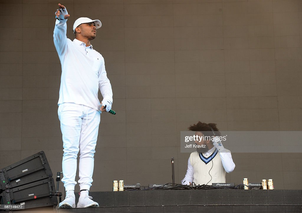 2016 Outside Lands Music And Arts Festival - Lands End Stage - Day 3