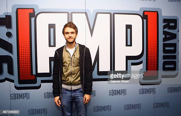 Recording artists Zedd attends 71 AMP Radio Presents AMPLIFY 2015 at the Hollywood Palladium on March 20 2015 in Los Angeles California