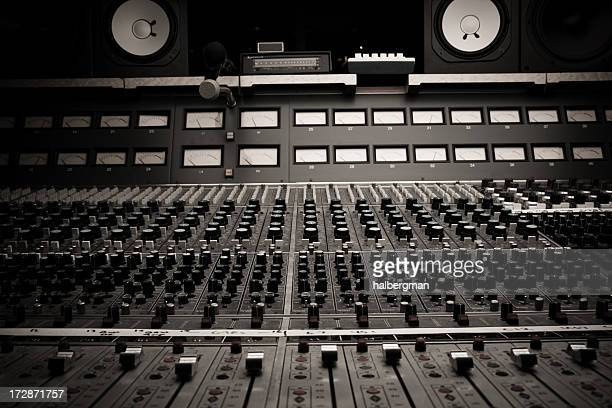 recording studio stock photos and pictures getty images. Black Bedroom Furniture Sets. Home Design Ideas