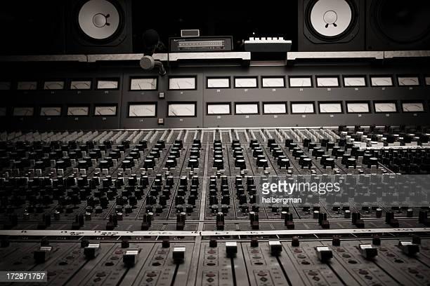 Aufnahmestudio Bord