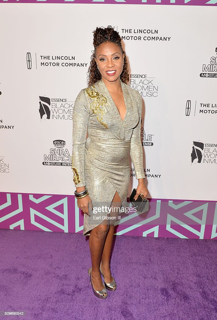 Recordng artist MC Lyte attend the 2016 Essence Black Women in Music event at Avalon on February 11, 2016 in Hollywood, California.