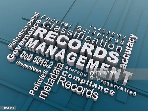 Gestión de registros