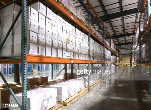 Records Retention Warehouse