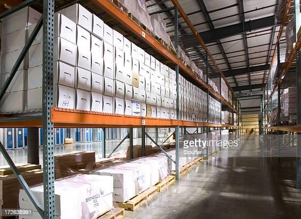 Records Retention Warehouse