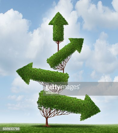 Recovery And Success : Stock Photo