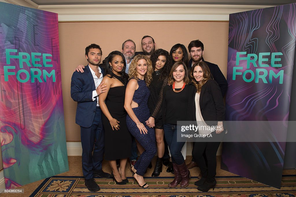 TOUR 2016 'Recovery Road' The cast and executive producers of 'Recovery Road' at Disney | ABC Television Group's Winter Press Tour 2016 SEBASTIAN DE...