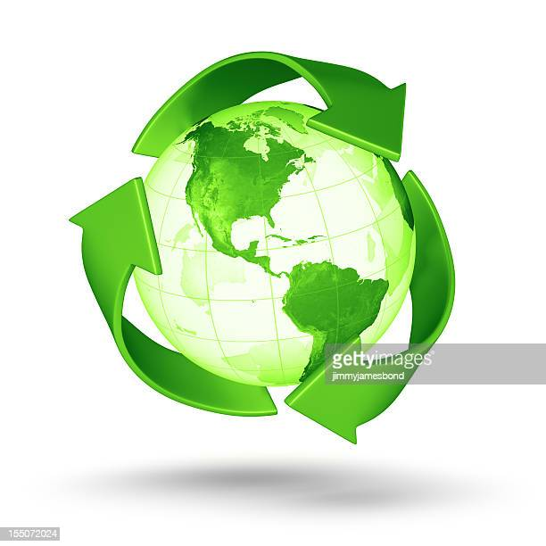 Recycle Earth - Americas Western Hemisphere
