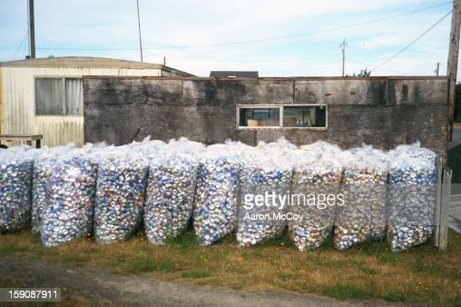 Recycle for money : Stock Photo