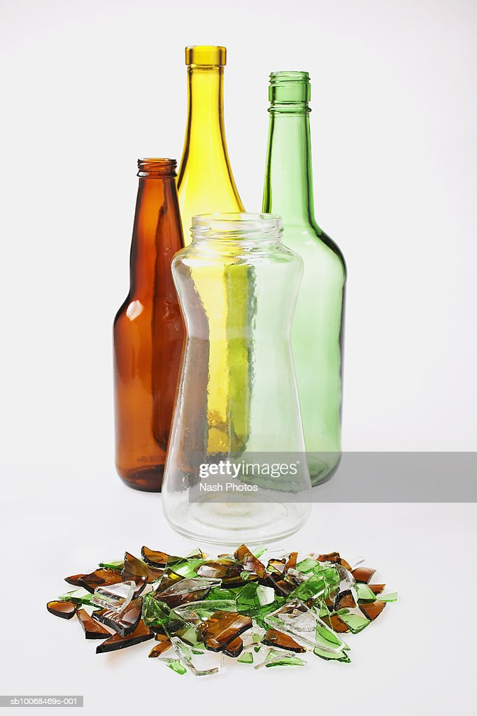 Recycle glass stock photo getty images for Reuse glass