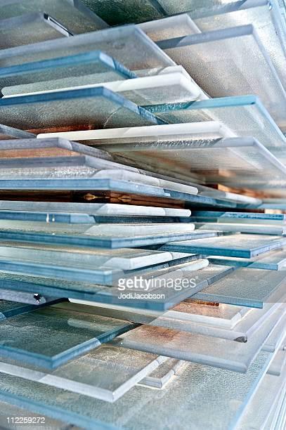 ウィンドウガラスのリサイクル
