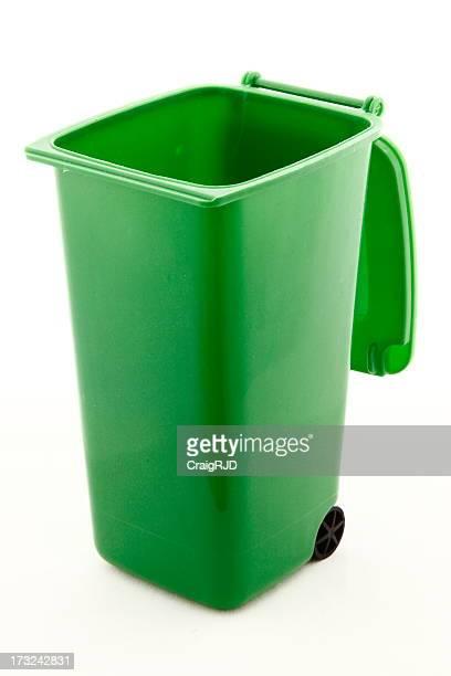 Container de tri sélectif des déchets