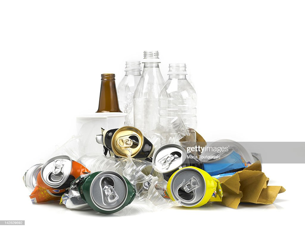 Recycling materials : Stock Photo