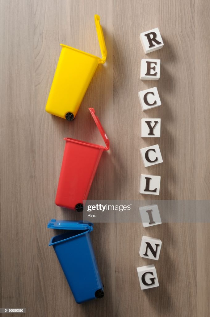 recycling : Stock-Foto