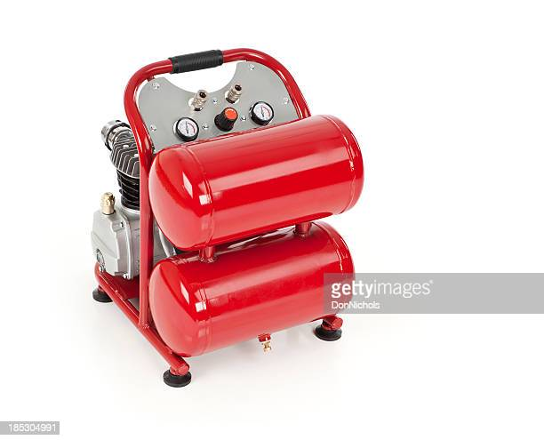 Compresseur d'Air-isolé rouge