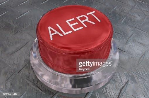 Botón rojo de alerta