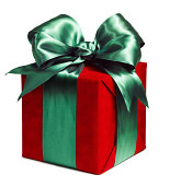 Red and Green Gift