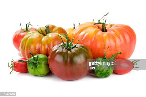 Emincé de tomates