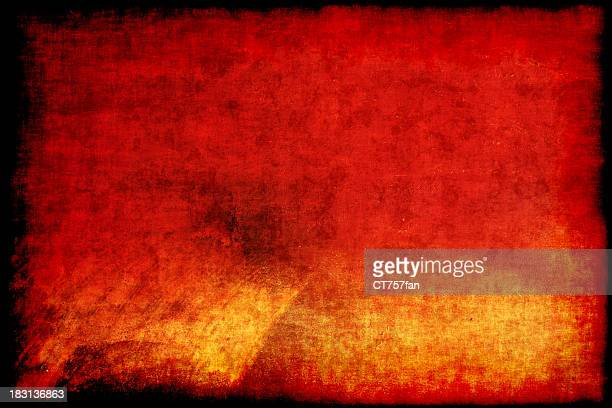 A red and orange grunge background