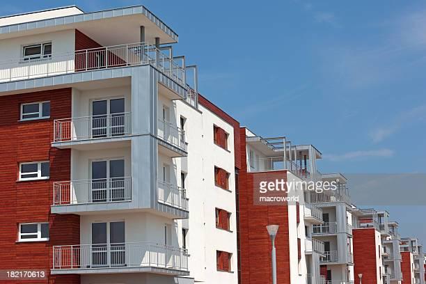 Apartment-Gebäude