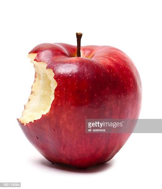 Red apple con bocadillo