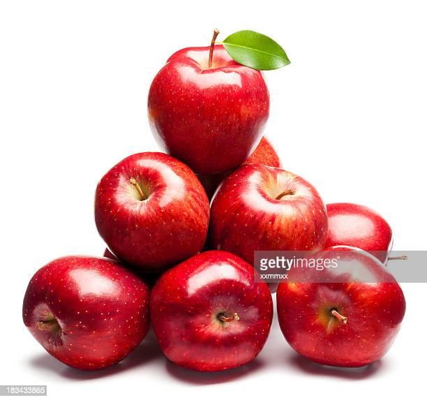 Manzanas rojas