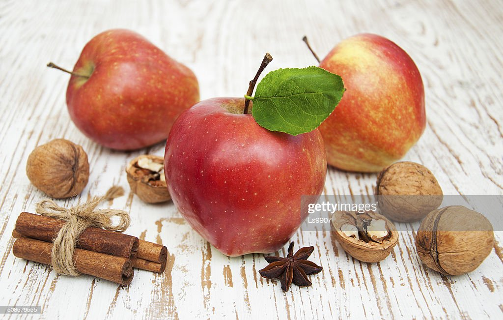 Red Äpfel : Stock-Foto