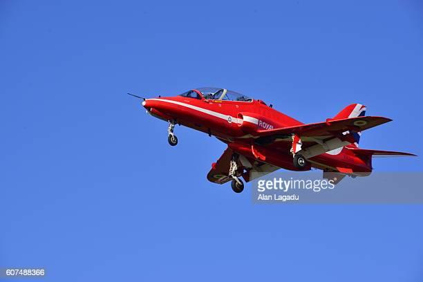 RAF Red Arrow Hawk T1, U.K.