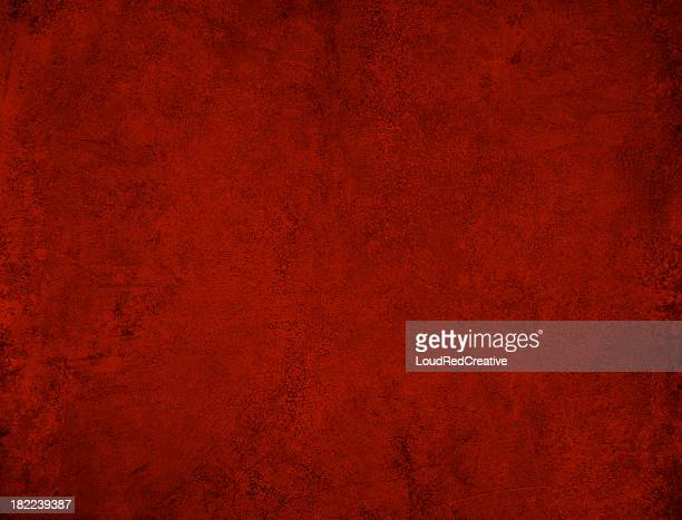 Red background with rough texture