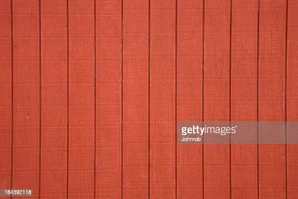 Red barn siding background