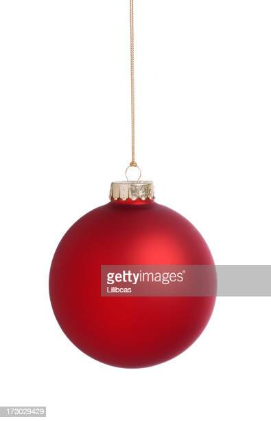 Red Bauble (XXL)