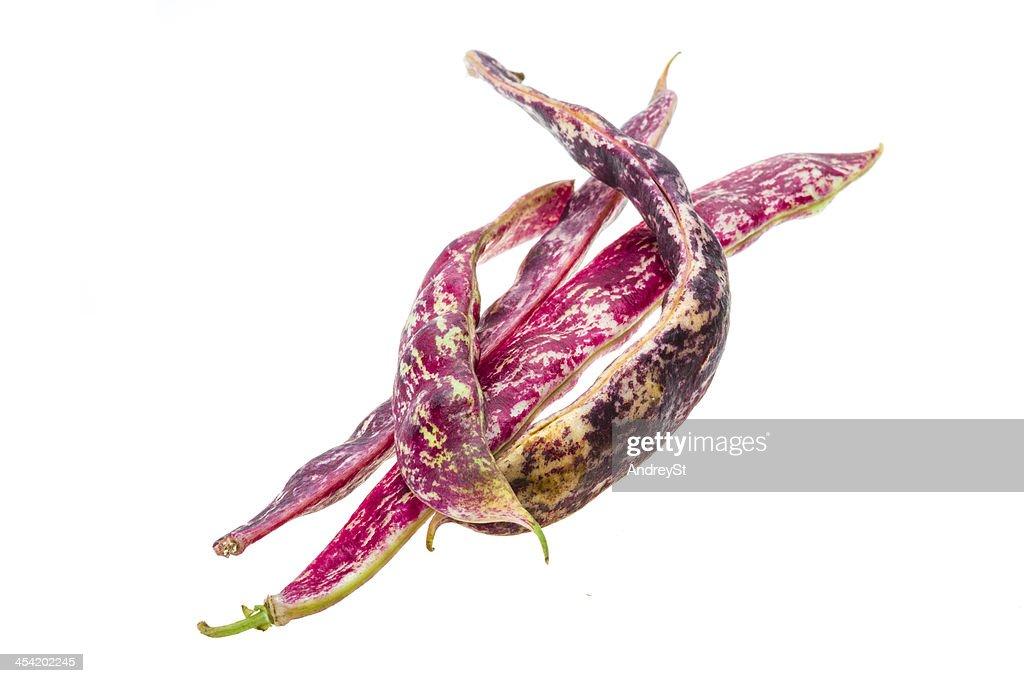 Red bean pod : Stock Photo