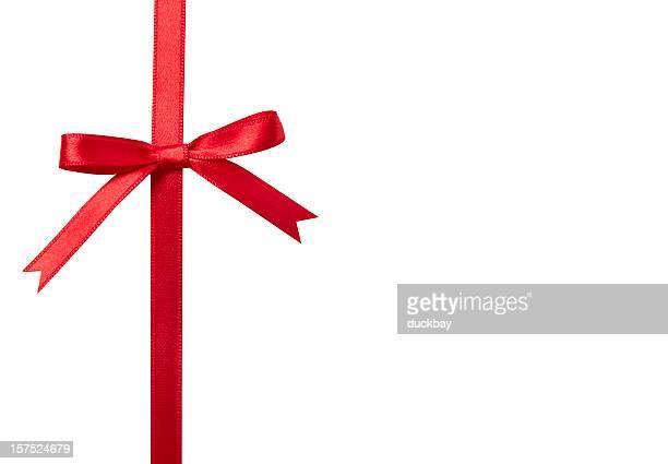bow cadeau rouge